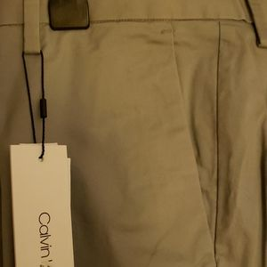 CALVIN KLEIN stretch slim fit pant W38, L32